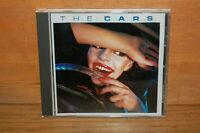 THE CARS - The Cars Self Titled s/t CD 1978 Elektra Records