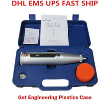 Resiliometer Concrete Rebound Hammer Tester Schmidt Hammer HT-225 DHL FREE SHIP