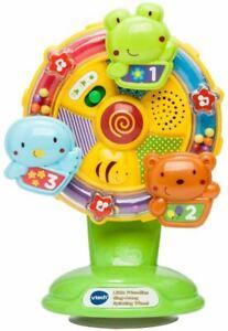 Vtech Baby Little Freundschaftsspiele Singe Zieh Drehend Rad Hochstuhl Spielzeug