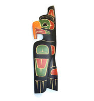 Northwest Coast Native American Thunderbird Wall Plaque