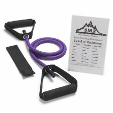 Black Mountain Products Single Resistance Band - Door Anchor and Starter Guide