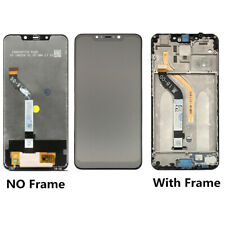 OEM For Xiaomi Pocophone F1 LCD Display Touch Screen Digitizer Replacement Frame