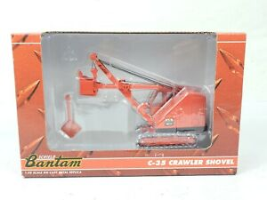 SpecCast Schield Bantam C-35 Crawler Shovel  #CON007 1:50 Scale Diecast NEW LOOK