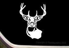 """Deer Hunting """"Deer Head"""" Decal-Sticker DH-3"""
