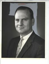 1967 ORIGINAL FORD MOTOR COMPANY LEE IACOCCA PHOTO 8X10 VINTAGE GENERAL MANAGER