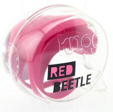 KNOG BEETLE Pink Bike Rear Light 1.6 Lumens Red 2 LED 3 Modes NEW