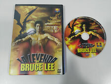 THE LEGEND OF BRUCE LEE DVD SPANISH REGIONS 1-6 WU SHIH REGION 0 ALL