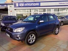 Toyota RAV4 XT4 – DIESEL - RHD IN SPAIN