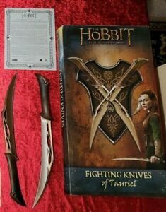United Cutlery UC3044 Fighting Knives of Tauriel *Sold Out Rare*