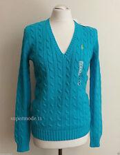 Ralph Lauren Damen-Pullover & -Strickware mit V-Ausschnitt ohne Verschluss