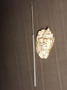 Ohrenreiniger nach Billeau Fig.1 small Ohrschlinge, ähnlich 36-554-01 Ear Loop
