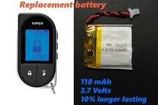 VIPER 7756V 5706V New upgraded 10% longer lasting battery