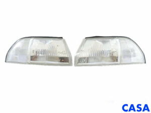 JDM Clear Front Corner Lights For 1990~91~92~1993 Acura Integra RS/GS/LS US Spec