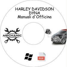 HARLEY DAVIDSON DYNA - Guida Manuali d'Officina - Riparazione,Manutenzione!