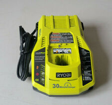 RYOBI 18-Volt ONE+ Dual Chemistry IntelliPort Charger P117 *Used*