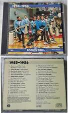 THE ROCK´N´ROLL ERA 1955-1956 / 24 O-Hits Jim Lowe, Bill Haley,... Time Life CD