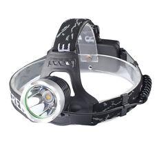 Bright 5000LM XM-L XML T6 LED 18650 Tactical Emergent Headlamp Headlight Light