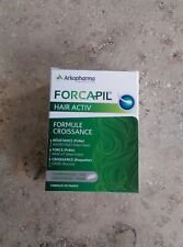 Forcapil Hair Active 30 caps Slows down hair loss & stimulates hair growth