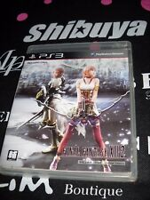 PS3 Game Final Fantasy XIII-2 used