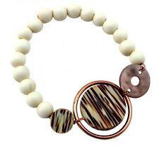 Wooden Copper Fashion Bracelets