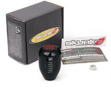 Skunk2 style Black/Red 5speed MT shift knob!