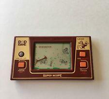 Lasso Morioka Tokei LCD Superscope POP Game Watch YG-0433 Handheld