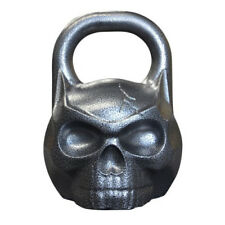 Punisher Skull Kettlebell- 20kg/44lb- Kettle bell Cast Iron Onnit Heavy Swings