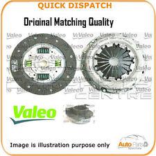 VALEO GENUINE OE 3 Piece Clutch Kit pour FIAT PUNTO 821458