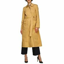 Tory Burch Cotton Belted Trench Coat Style 56585 (Size Medium)