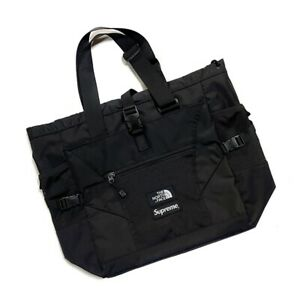 Supreme North Face Black Tote SS 20 Week 13