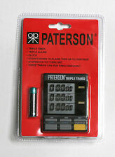 Paterson Triple Timer PTP800