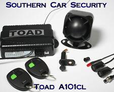 Toad Alarm A101cl car & van Alarm Toad Car Alarm a101