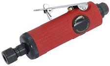"""Air Powered Straight Die Grinder Tool  1/4"""" - 6 mm"""