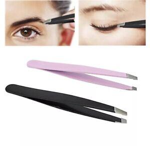 EyeBrow Trimmer Eyelash Clip Makeup Tools Face Hair Removal Rose gold Pink Black