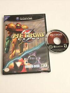 Metroid Prime Gamecube Authentic & Tested (No Bonus Disc No Manual) 🎮😎👀
