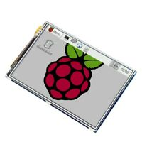 Waveshare 3.5Inch RPi LCD (A) Resistive Touch Screen TFT Display Designed f V2N7