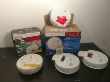 Lot Of 7 Various FireX Smoke Alarms New Unused Open Box Items