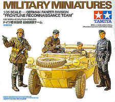 Tamiya WWII German Infantry Frontline Recon Team 1/35 Scale Kit 35253