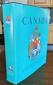 Canada -Collection in a Minkus Album (#10-1003) Pls Read Description-No Reserve!