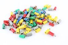 Stecker und Muffen 100 Stück verschiedene Farben Märklin 7130