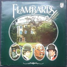 Rare! David Fanshawe FLAMBARDS TV soundtrack OST LP 1979 WW1 York 3.5bar whistle