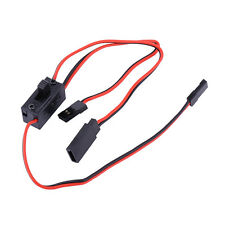 Power On/Off Switch With Receiver  JR Cord For FUTABA  Boat Auto Flight  RC