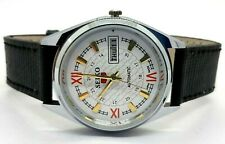 SEIKO5 AUTOMATIC MEN STEEL VINTAGE MADE JAPAN WATCH MOMENT NO. 6309 RUN ORDER