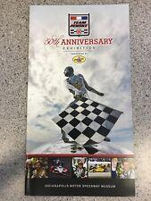 IMS Museum: 50th Anniversary Penske Exhibit Brochure