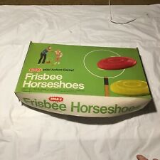 1973 Wham-O Frisbee Horseshoe Game