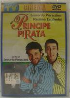 """""""IL PRINCIPE E IL PIRATA"""" c/Leonardo Pieraccioni-Ceccherini DVD NUOVO SIGILLATO"""