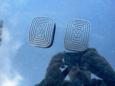 VW Volkswagen bug super beetle karman ghia bus thing brake clutch pedal pad pair