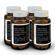 Ginseng 500mg 20:1 - 24 month supply - 20 times stronger than competitor product
