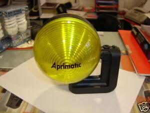 Lampeggiatore aprimatic 230V nuovo modello