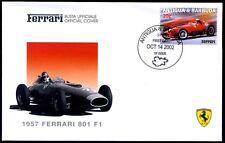 FERRARI BUSTA UFFICIALE - FERRARI 1957  801  F1